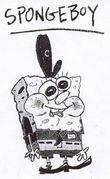 SpongeBoy Concept Hillenburg