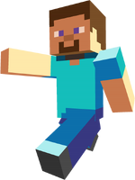 Steve Minecraft 48