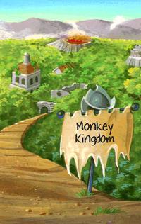 Monkey kingdom view