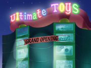Ultimate toys front