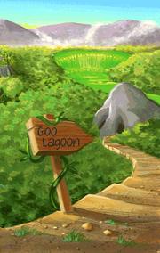 Goo lagoon view