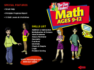 Math ages 9-12 promo