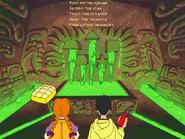 Goo falls chamber