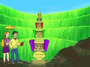 Goo falls entrance