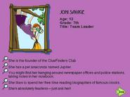Joni profile