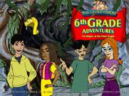 6g title screen
