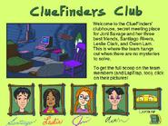 3G cluefinders club