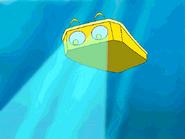 5G laptrap underwater