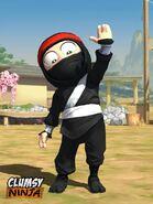 Ninja High Five