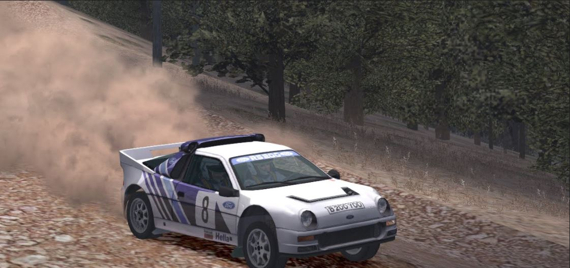 CMR04 Ford RS200