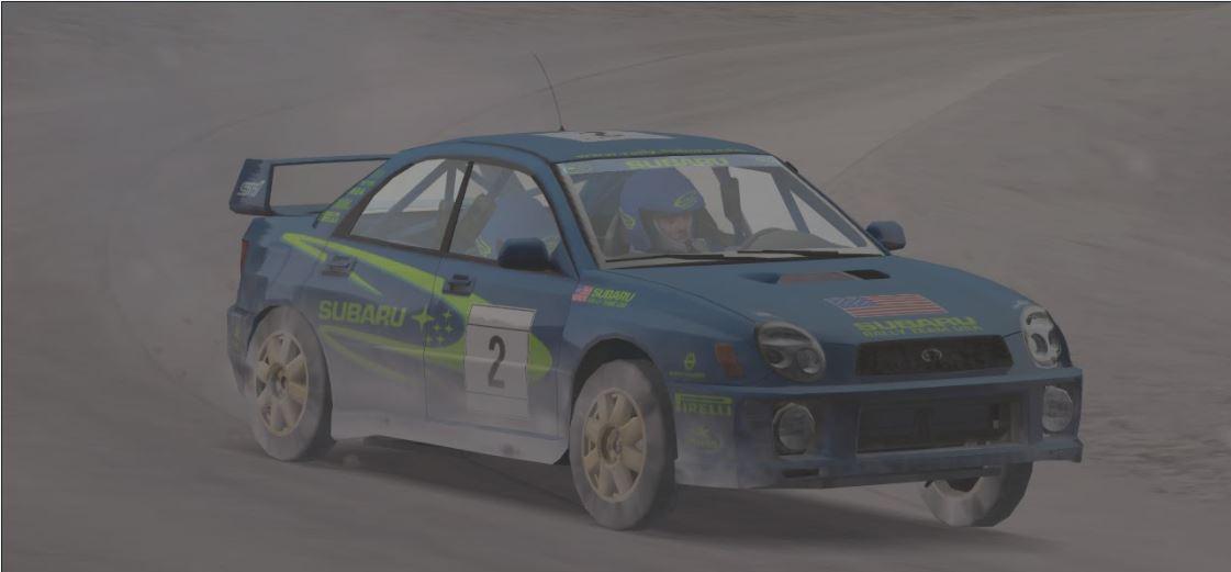 CMR3 Subaru Subaru Impreza WRX STI 2001 WRC
