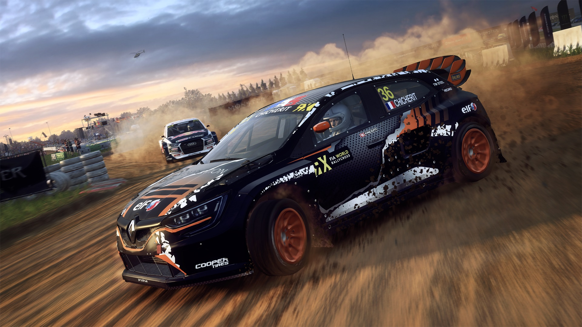 Renault Megane RS RX | Colin McRae Rally and DiRT Wiki | FANDOM