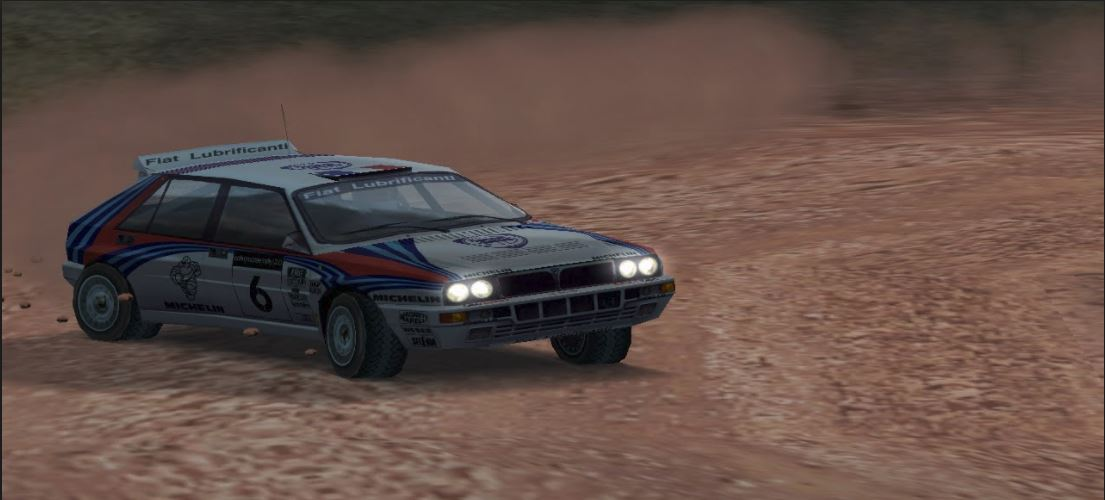 CMR2.0 Lancia Delta HF Integrale