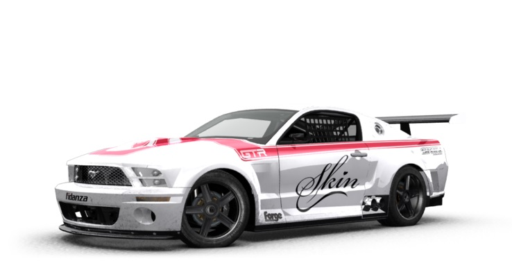 DiRT Showdown Ford Mustang GT