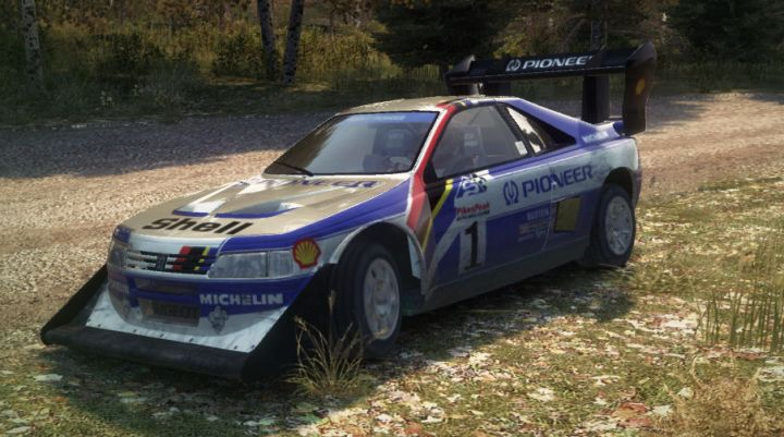 Peugeot 405 T16 Pikes Peak | Colin McRae Rally and DiRT Wiki