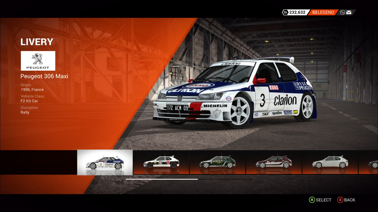 Peugeot 306 Maxi | Colin McRae Rally and DiRT Wiki | FANDOM powered ...
