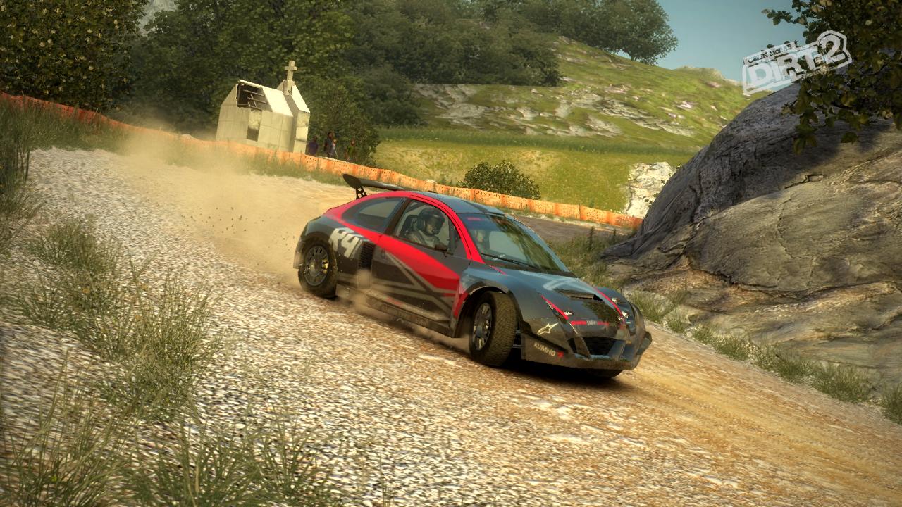 Colin McRae R4 - Rally