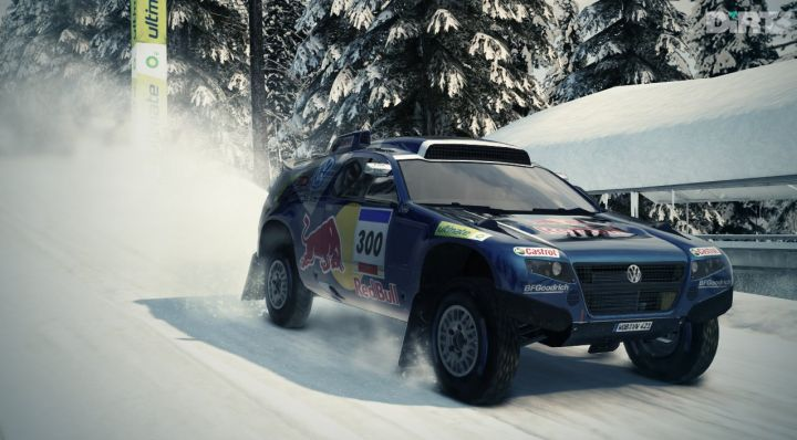 Volkswagen Race Touareg 2 | Colin McRae Rally and DiRT Wiki