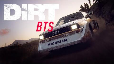 French co-driver reveal DiRT Rally 2.0