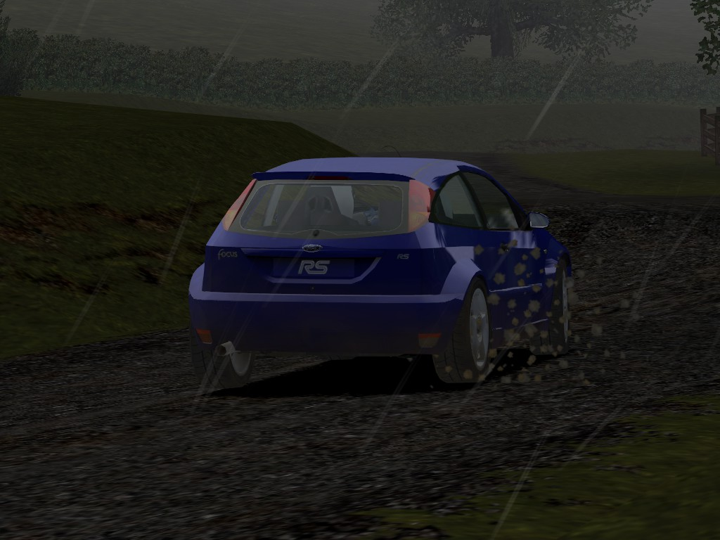 CMR3 Ford Ford Focus RS 2001 (Road Version)