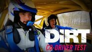 How important is an experienced co-driver? DiRT Rally 2