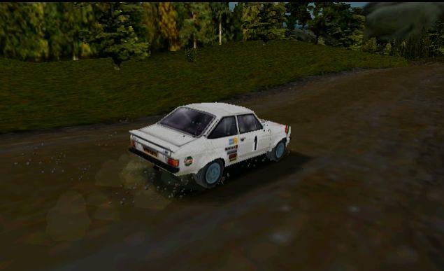 Colin McRae Rally (1998) Ford Ford Escort Mk II