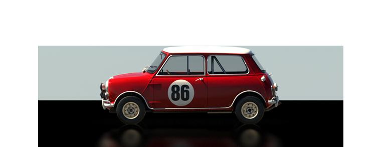 DiRT Rally Mini Cooper S