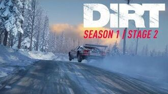 DiRT Rally 2.0 Season One Stage Two UK