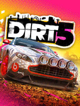 Dirt5 Boxart