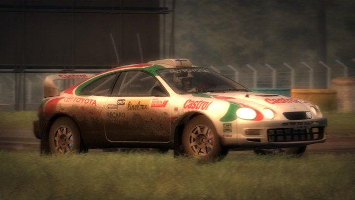DiRT Toyota Celica GT-Four