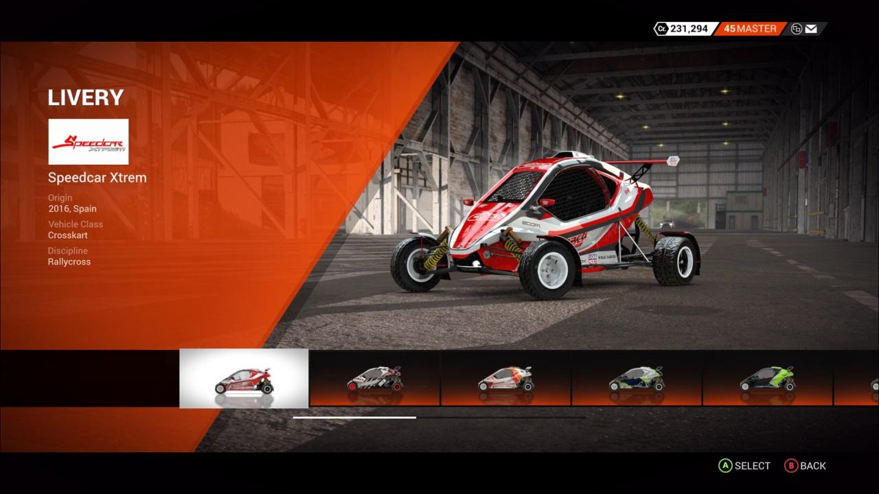 DiRT 4 Speedcar Xtrem