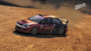 Mitsubishi Lancer Evolution IX - Rallycross