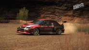 Mitsubishi Lancer Evolution IX - Trailblazer