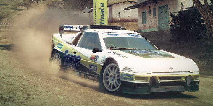 DiRT 3 RS200 Rallycross