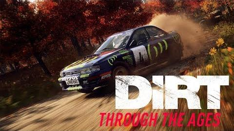 Rally Through the Ages DiRT Rally 2.0 UK