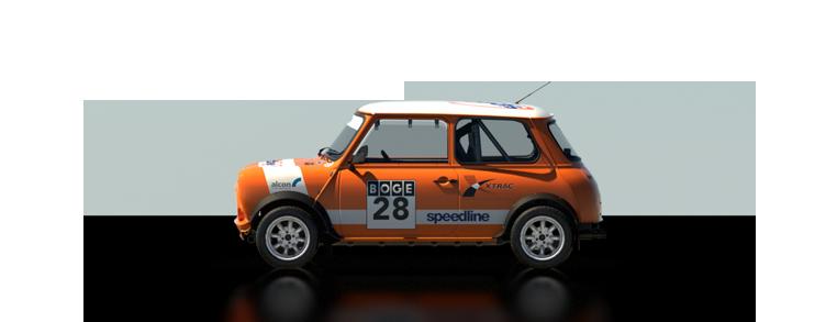 DiRT Rally Mini Classic Rallycross