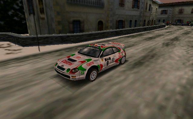 CMR Toyota Celica GT-Four