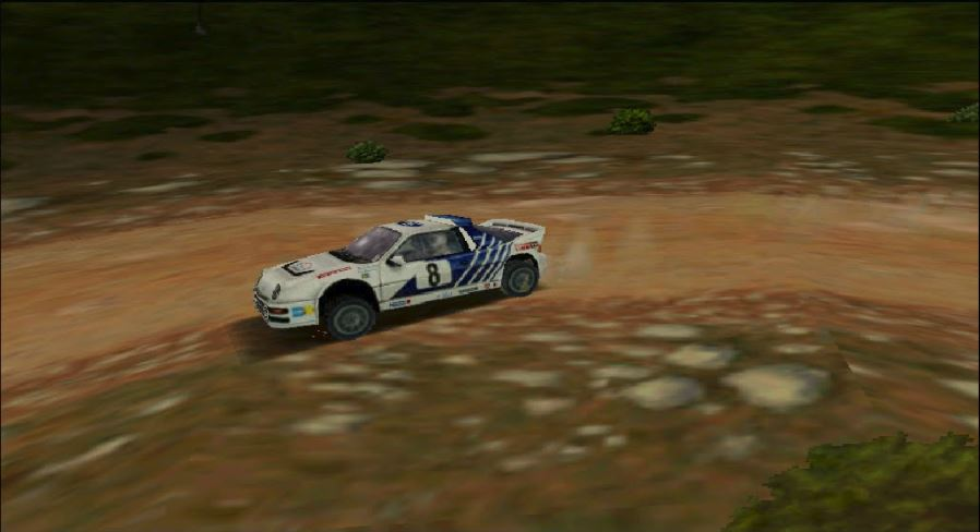 CMR Ford RS200