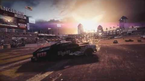 DiRT Showdown - Massive Damage Gameplay Trailer