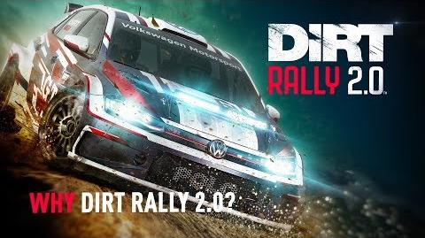 Why DiRT Rally 2.0? DiRT Rally 2.0 Dev insight series