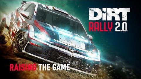 Raising the Game DiRT Rally 2.0 Dev insight series UK
