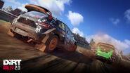 DirtRally2 ClioRSRX Barcelona 2