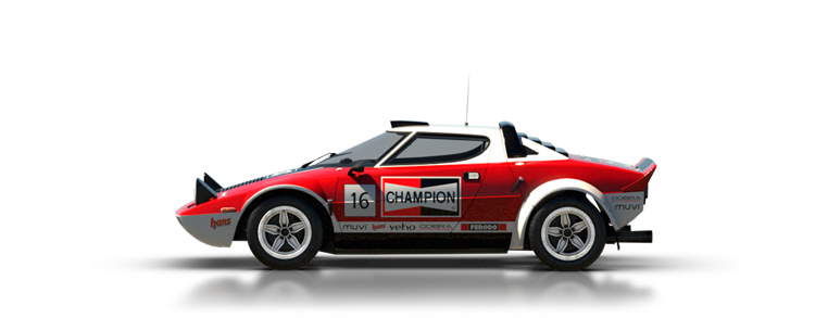 DiRT Rally Lancia Stratos