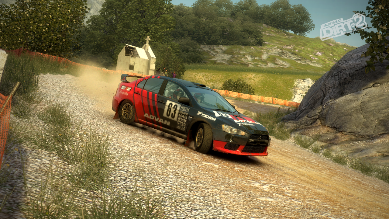 Mitsubishi Lancer Evolution X | Colin McRae Rally and DiRT Wiki ...