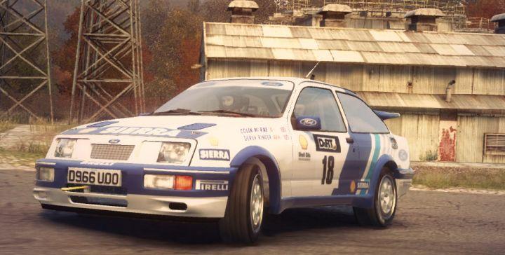 Sierra rs500
