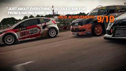 DiRT 4 Accolades trailer