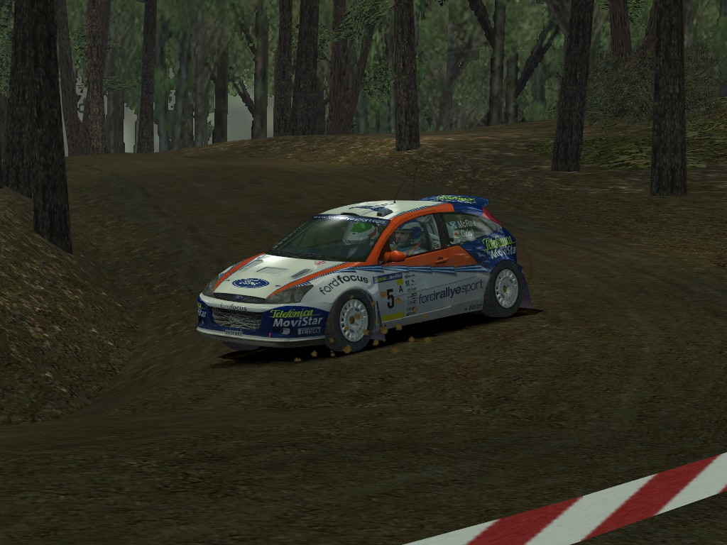 Ford Focus Wrc 01 02 Rs Colin Mcrae Rally And Dirt Wiki Fandom