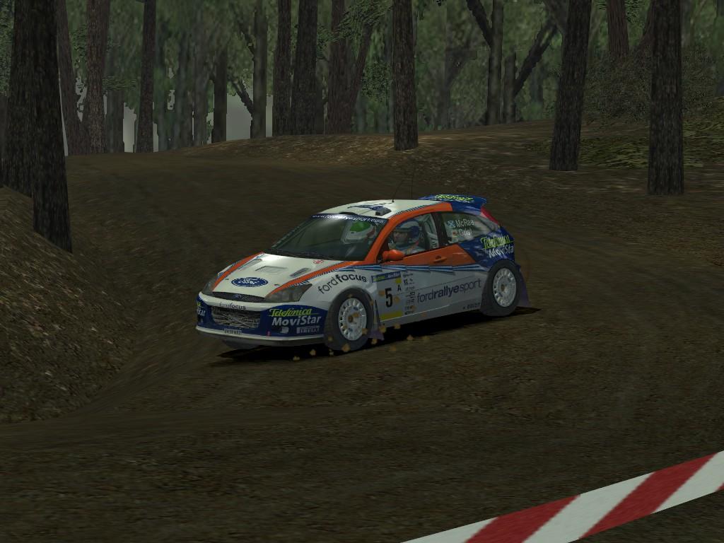 CMR3 Ford Ford Focus WRC 02