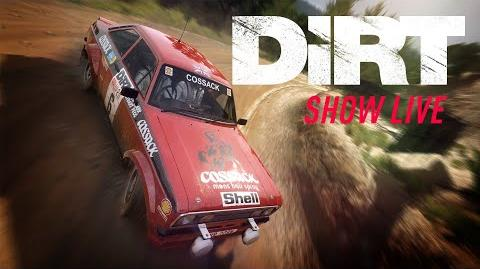 The DiRT Show With Ryan Champion DiRT Rally 2.0