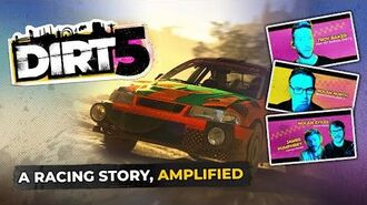DIRT 5 A Racing Story, Amplified Launching From October 9